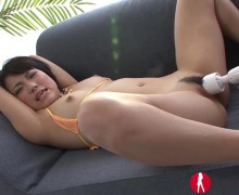 Kinky action with japanese girl