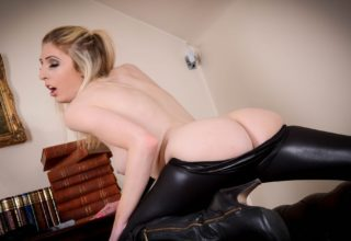 Devils never cry – Jessica Jensen is craving big black cock to fill her tight pussy up